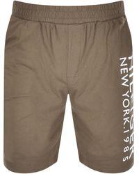 Tommy Hilfiger Loungewear Logo Shorts - Green