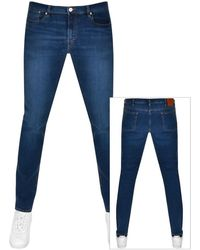 Paul Smith Ps By Slim Fit Jeans - Blue