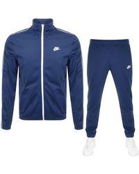 Nike Tracksuit - Blue