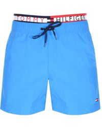 b99d78aea138d Men's Tommy Hilfiger Beachwear - Lyst