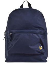 Lyle & Scott Core Backpack - Blue