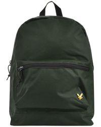 Lyle & Scott Core Backpack - Green