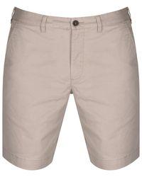 Ted Baker Seashel Chino Shorts - Natural