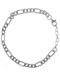 Serge Denimes Figaro Clasp Bracelet - Metallic