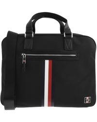 Tommy Hilfiger Laptop Bag - Black