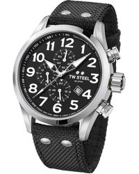 TW Steel Volante Vs3 Watch - Black