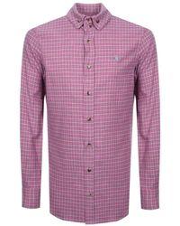 Vivienne Westwood - Tartan Viyella Shirt - Lyst