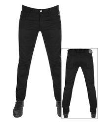 3257c424 Anbass Slim Fit Jeans Black