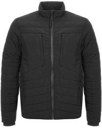 Penfield Spurr Padded Jacket - Black