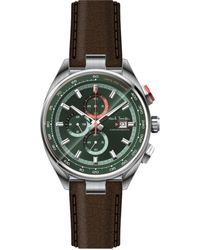 Paul Smith Chronograph Watch - Brown