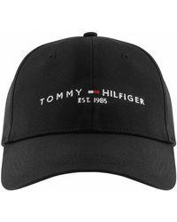 Tommy Hilfiger Established Baseball Cap - Black