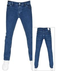 Levi's Line 8 Slim Tapered 512 Jeans - Blue