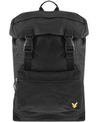 Lyle & Scott Core Backpack - Black