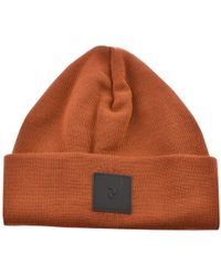 07c331abc New Look Ribbed Beanie In Bright Orange for Men - Lyst