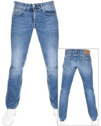 882724a5 Grover Straight Jeans Blue