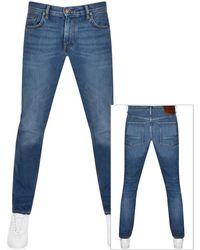 Tommy Hilfiger Denton Straight Fit Jeans - Blue