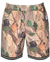 BBCICECREAM Baseball Shorts - Natural