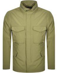 Paul Smith Ps By Field Full Zip Jacket - Green
