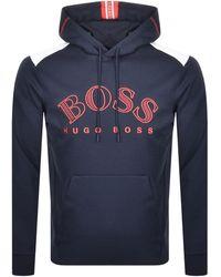 BOSS Athleisure - Soody Hoodie - Lyst