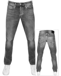 G-Star RAW Raw 3301 Straight Tapered Jeans - Grey