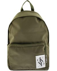 Calvin Klein Jeans Sports Essential Backpack - Green