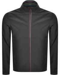 Paul Smith Ps By Track Jacket - Black