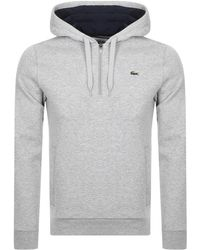6548927d Full Zip Hoodie Grey - Gray