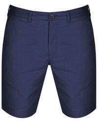 Ted Baker Seashel Chino Shorts - Blue
