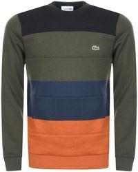 Lyst Lacoste Grey Gray For Men Up In Zip Sweatshirt by7gf6