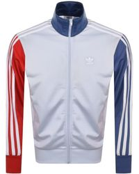 adidas Originals Firebird Track Top - Blue