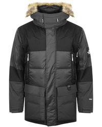 d98d32b59 Vostok Parka Jacket Grey - Gray