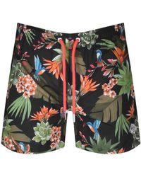 GANT Hummingbird Swim Shorts - Blue