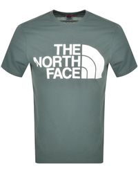 The North Face Standard T Shirt - Green