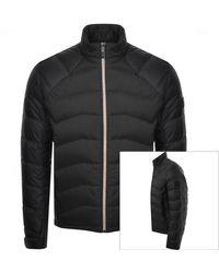 BOSS Athleisure J Sarito Padded Jacket Black