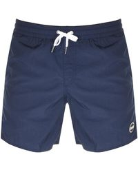 Colmar Logo Swim Shorts - Blue