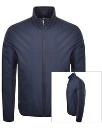 BOSS Athleisure J Taped Thermo Jacket Navy - Blue