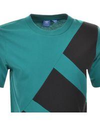 Adidas Originals Eqt Block camiseta verde 19981 Block en verde verde para hombres Lyst 9063d15 - colja.host