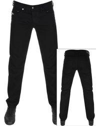 Højmoderne Men's DIESEL Slim jeans from £31 - Lyst ZJ-08