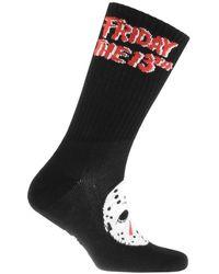 Vans X Friday The 13th Classic Socks - Black
