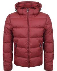 Pyrenex Spoutnic Jacket Red