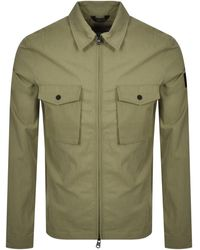 Calvin Klein Jeans Overshirt - Green