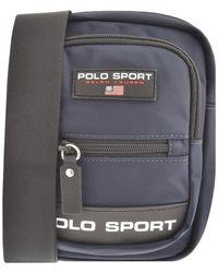 Ralph Lauren Cross Body Bag - Blue