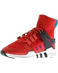 adidas Originals Eqt Support Sneakers - Red