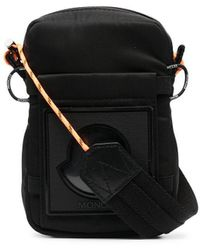 Moncler Extreme Phone Case Bag Black