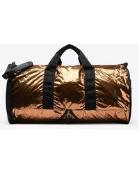 Maison Margiela Metallic Nylon Weekend Bag - Multicolour