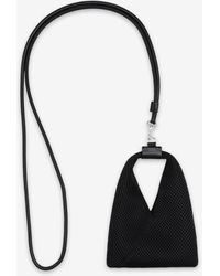 Maison Margiela Japaneseバッグ スマートフォン・ ポーチ - ブラック
