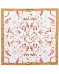 Maison Margiela - シルク ツイル スカーフ - Lyst