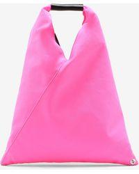 Maison Margiela Japanese パデッド スモール バッグ - ピンク