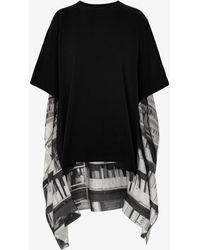 Maison Margiela - スカーフ Tシャツ - Lyst