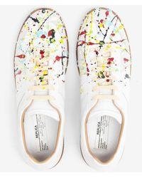 Maison Margiela Sneakers Replica 'Paint drop' - Multicolore